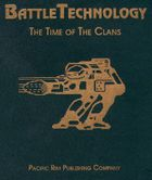 "BattleTechnology Binder ""The Time of the Clans"""