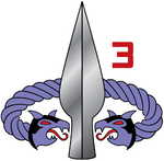 3rd Freemen crest