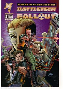 Fallout, Issue 2