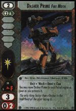Dasher Prime (Fire Moth) CCG CommandersEdition.jpg