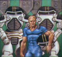 Paul Moon among Elemental battle armor