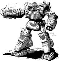 Centurion (OmniMech)