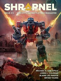 Shrapnel, Issue 3