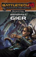 Gier (Andurien-Kriege 3)