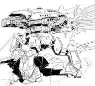 Ares (BattleMech) - BattleTechWiki