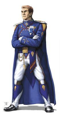 Peter Steiner-Davion in 3067