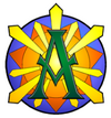 Insignia of the Albion Military Academy Cadre