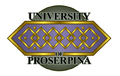 Logo of the University of Proserpina