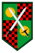 Emblem of the NAIS College of Military Sciences