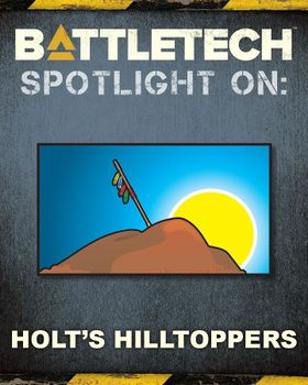Spotlight On - Holt's Hilltoppers (Cover).jpg