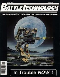 BattleTechnology, Issue 18