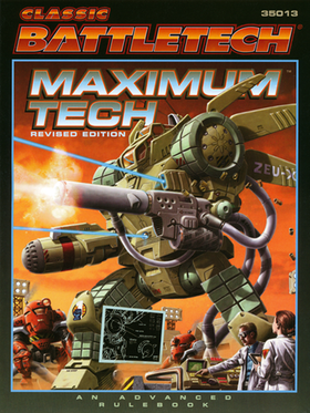 BattleTech Maximum Tech cover.png