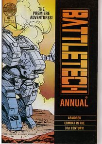 Blackthorne BattleTech Annual