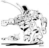 Peacekeeper (BattleMech)
