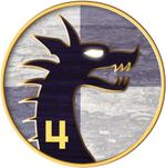 4th Drakøns crest
