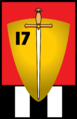 17th Avalon Hussars old logo HTPMW.png