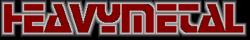 The HeavyMetal logo.