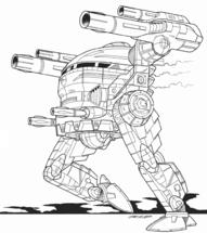 JagerMech III